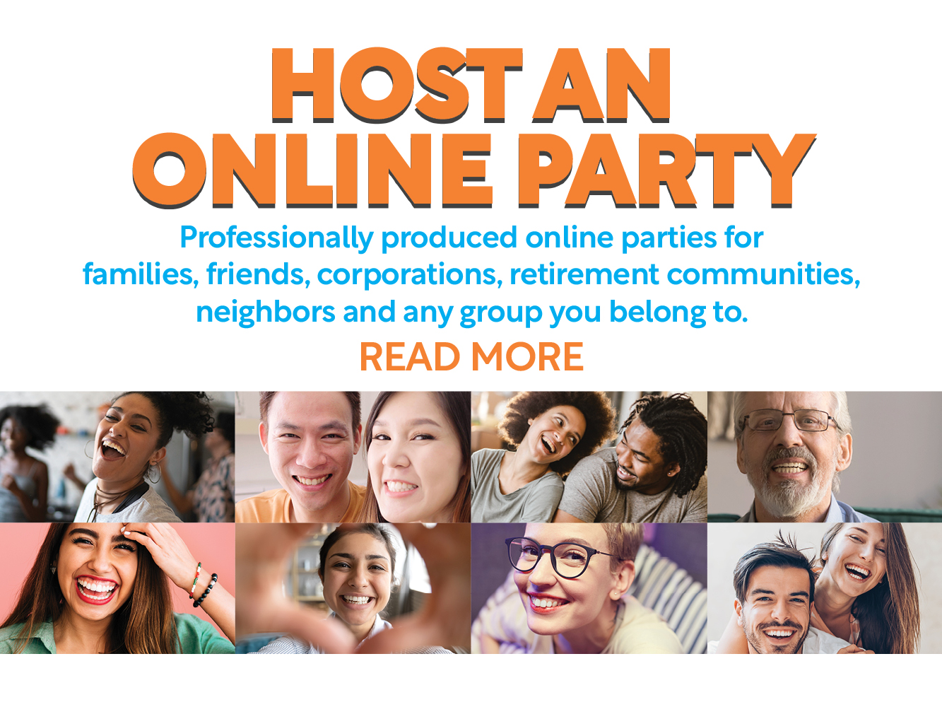 Host an Online Party